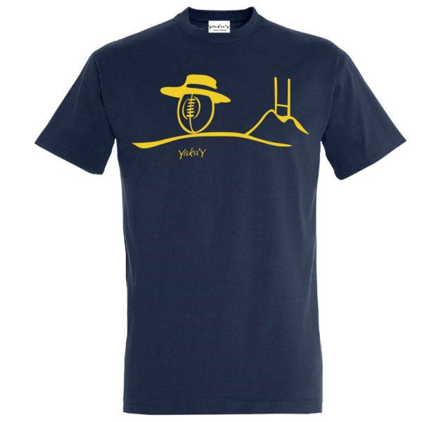 T-T-shirt Rugby Puy de Dome