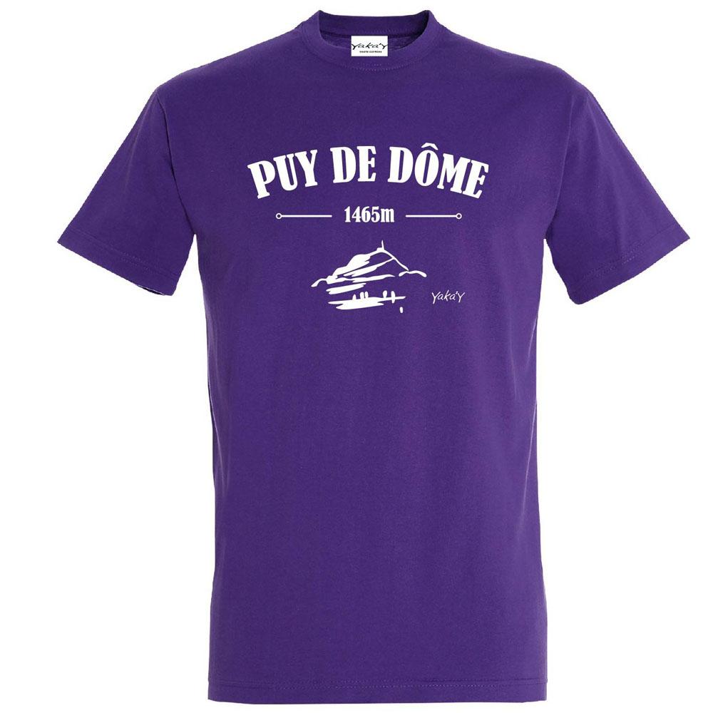 T-shirt Puy Dôme
