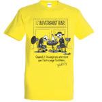 T-shirt Auvergnat bar