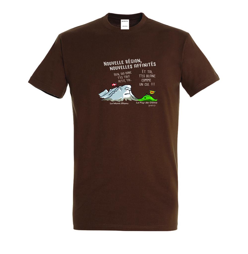 T-shirt Grande région