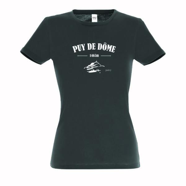 T-shirt Femme Puy de Dôme