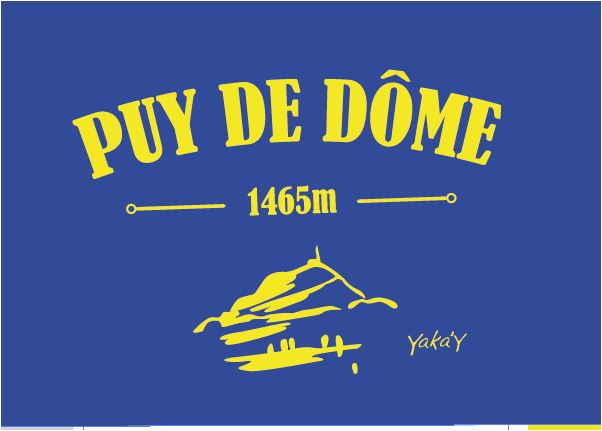 Carte postale032 Puy de Dôme 1465M
