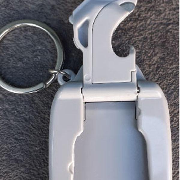 porte clés décapsuleur