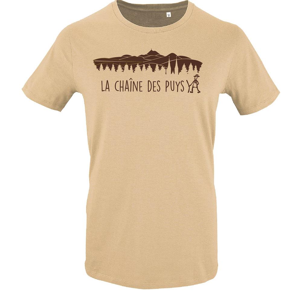 T shirt bio sapins d' Auvergne