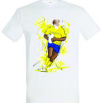 T-shirt en avant Yaka'y