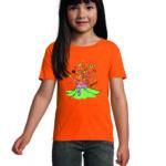 Pioneer orange bonbon