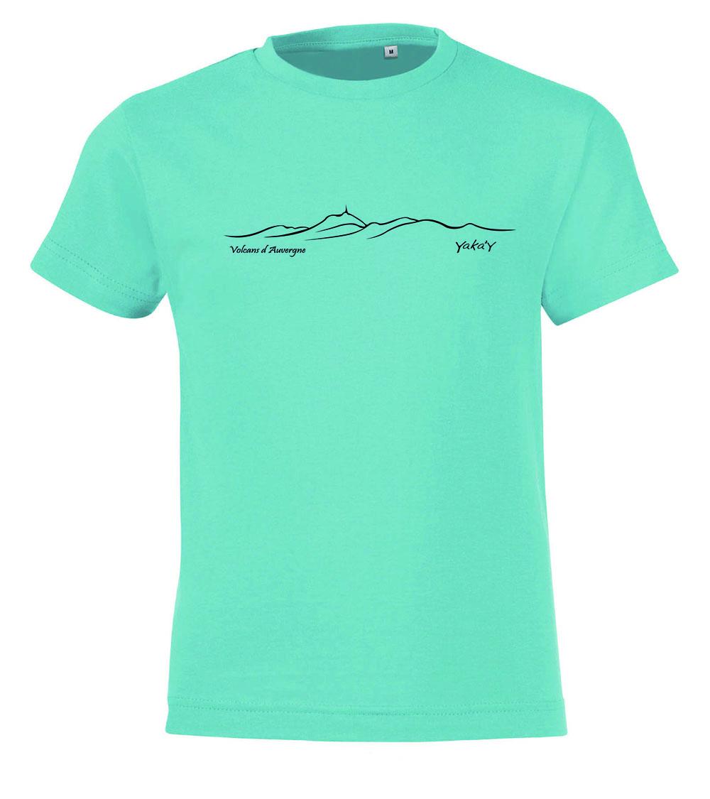 t-shirt atoll chaine